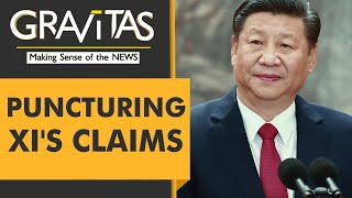 Did china lie about eradicating extreme poverty? it change the criteria and definition of poverty in order to claim victory? wion's palki sharma brings y...