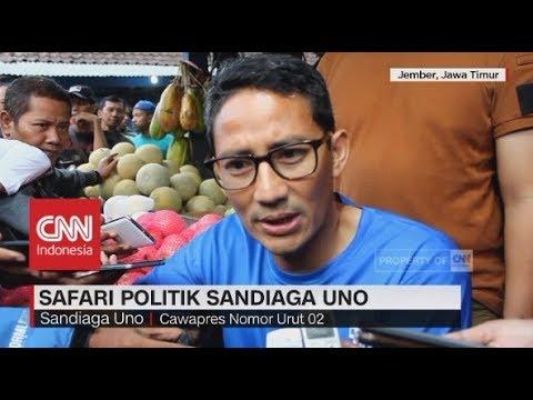 Usai Sholat Subuh Berjama'ah, Sandiaga Sapa Emak Emak di Pasar Tradisional Mp3