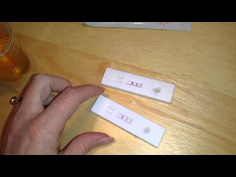 Pregnancy Test - MYTH BUSTED!! 3 drops vs 8 drops