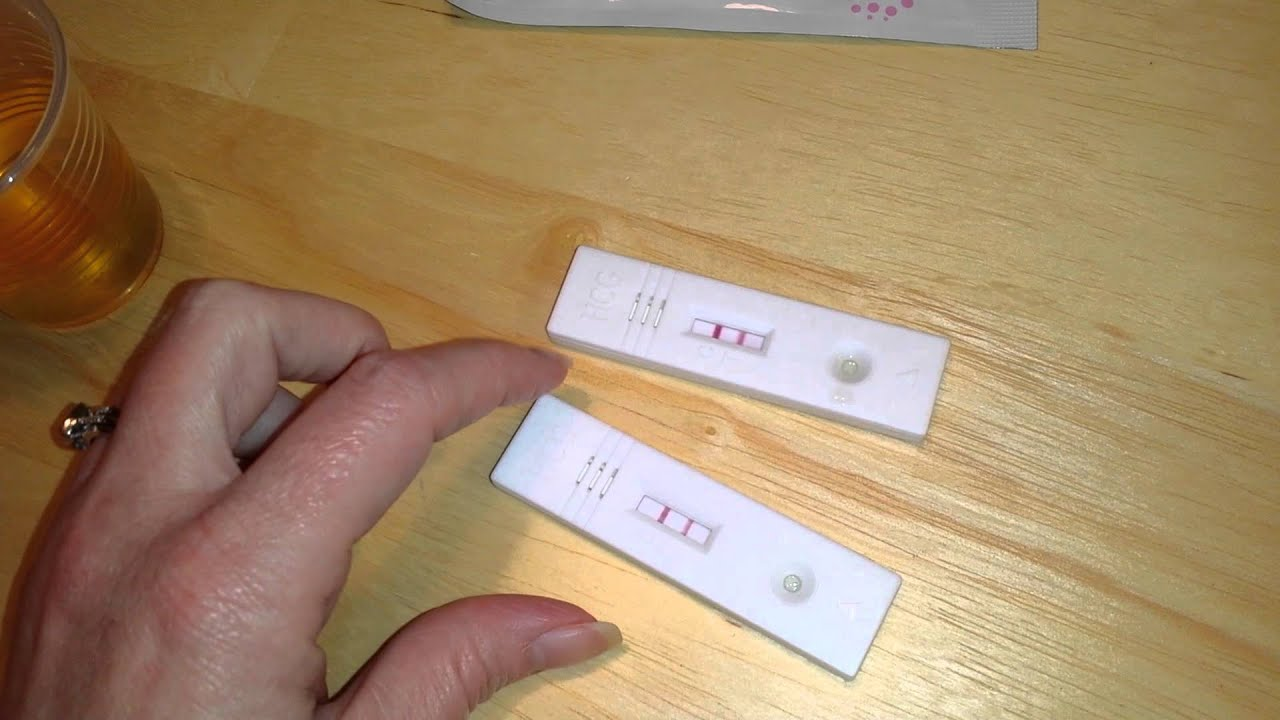 Pregnancy test myth busted 3 drops vs 8 drops youtube thecheapjerseys Images