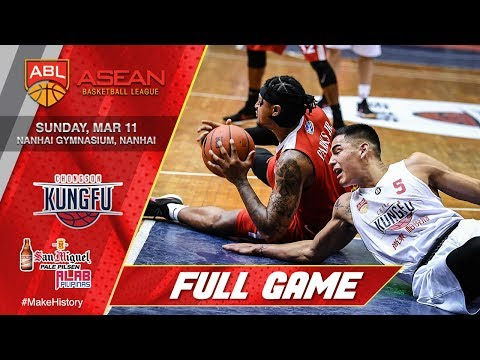 Chong Son Kung Fu vs San Miguel Alab Pilipinas | LIVESTREAM | 2017-2018 ASEAN Basketball League