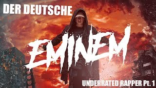 Der deutsche Eminem [CR7Z] - Underrated Rapper #1
