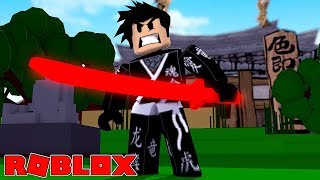 ROBLOX NINJA ASSASIN - DONUT TRAINS TO BECOME A NINJAGO ASSASIN