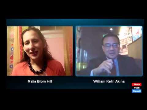 Grassroot in China (Week 3)  with William Kelii Akina and Malia Blom Hill