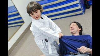 Tigon Martial Arts Student Spotlight: Rocco