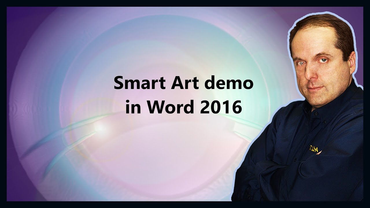 Smart art demo in word 2016 youtube smart art demo in word 2016 ccuart Images