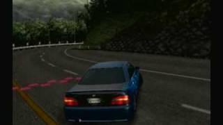 Tokyo Xtreme Racer Drift 2 - Manji Drifting Demonstration