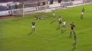 Футбол България - Германия 1995 - Второ полувреме Част 3/4