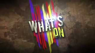 """Whats On"" Opening Title, Al Watan TV Kuwait"