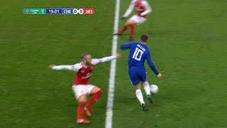 Eden Hazard vs Arsenal (Home) 10/01/2018 HD 1080i