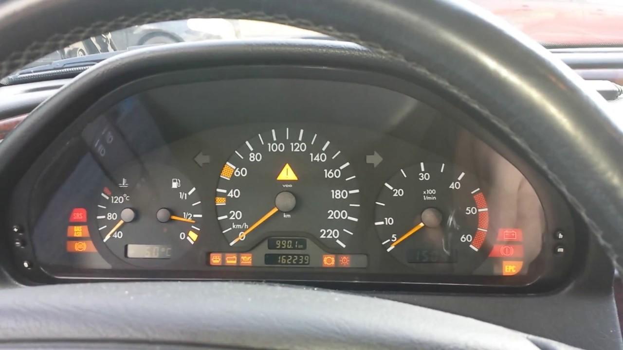 Mercedes Benz C220 cdi enjektör problemi