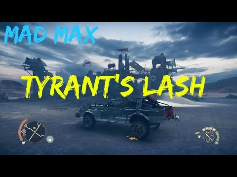 Mad Max - Tyrant's Lash - Top Dog Camp - Boss: Pig n'Sticker - Walkthrough (Gameplay)