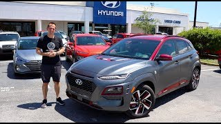 Why Buy A  2019 Hyundai Kona Iron Man Edition? Avengers: Endgame