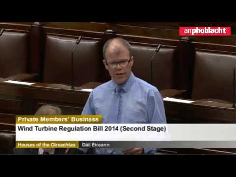 Wind farms must only be developed in partnership with communities - Peadar Tóibín