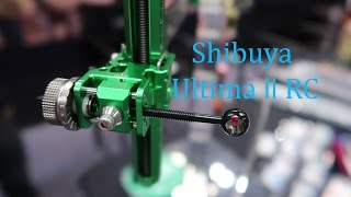 A Look At The Shibuya Ultima Ⅱ RC Target Recurve Sight