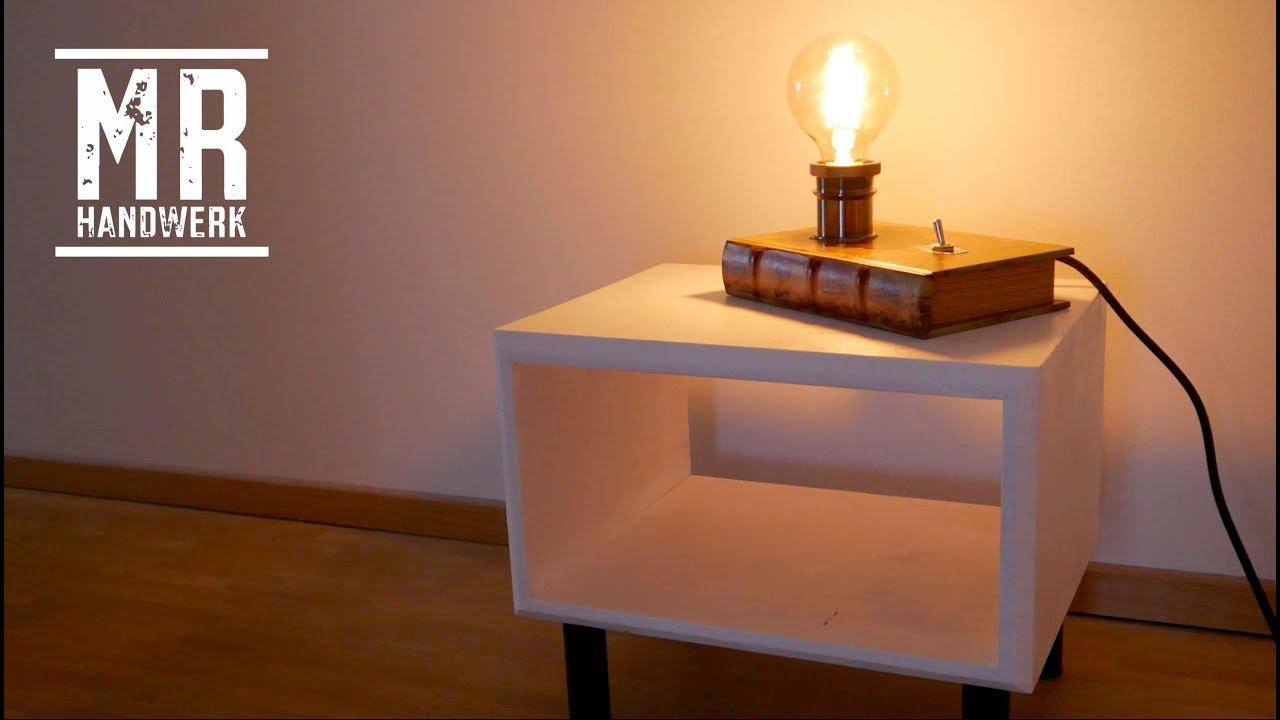 Geniale Buch Lampe Selber Bauen Schritt Für Schritt Youtube