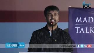 Madan Karky speech at Kaatru Veliyidai Audio Launch - Fulloncinema