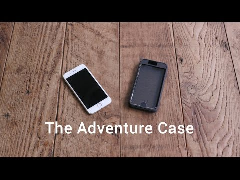 Adventure Cases from Society6 - Product Video