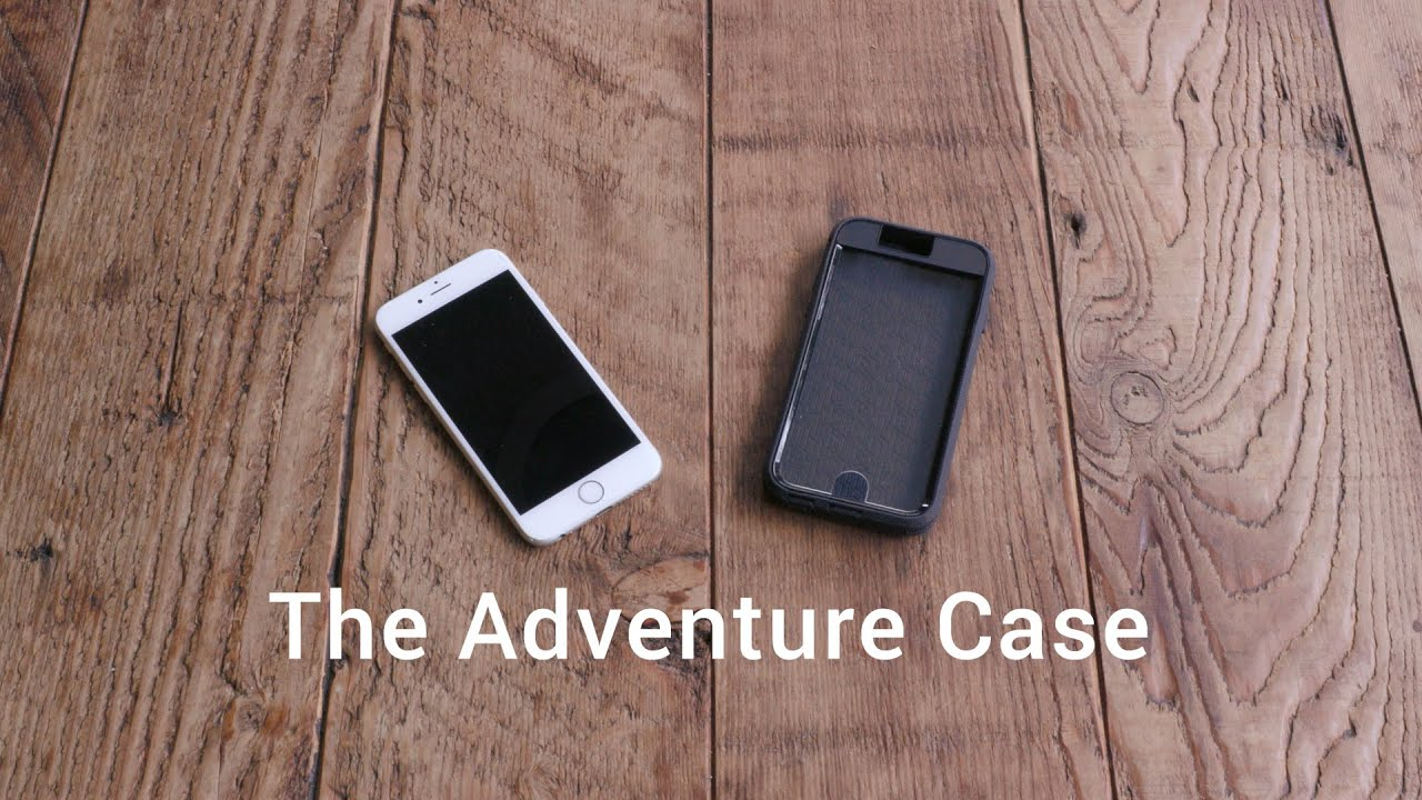finest selection 800d4 013a0 Adventure Cases from Society6 - Product Video
