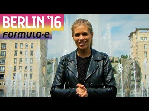 Nicki's News: BMW i Berlin Edition - Formula E
