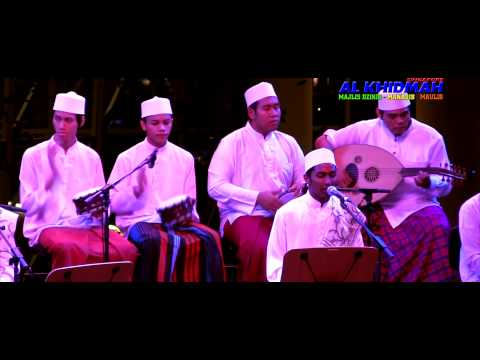 AL KHIDMAH@ESPLANADE - A Tapestry of Sacred Music 2013 - 19APR2013 8:15pm SHOW1PT5