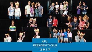 APJ President's 2017