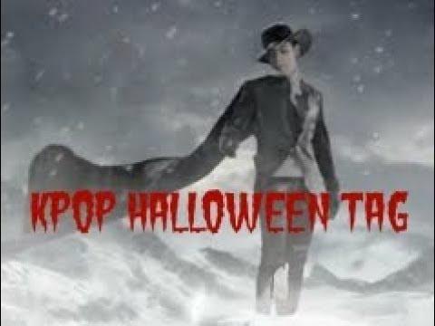 Kpop Tag: Halloween Hauntings | Shawol360