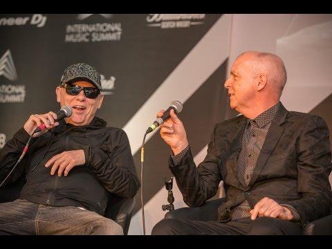 IMS Ibiza 2016:  The Pet Shop Boys - Keynote Interview