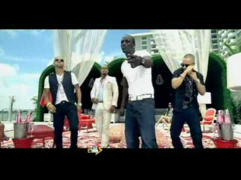 Aventura Featuring Wisin & Yandel, Akon All Up 2 You.