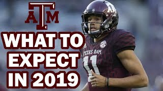 Texas A&M Football Spring Takeaways What to Expect in 2019