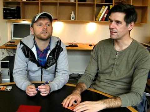 Smil TV Interview med Niels Nørgaard og John Kjøller med Vocalband Basix.
