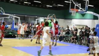 CP3 vs Atlanta Celtics 13U AAU Elite 8 2017
