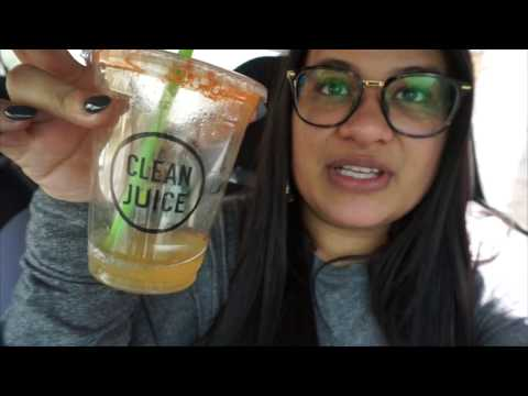Growing Up Gomez | Ep. 2 Clean Juice Bar + Joey gives amaya hair advice!