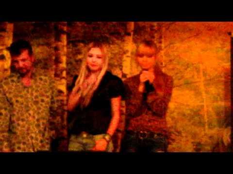 Russian Karaoke San Diego. Help me! By Julia and Selina