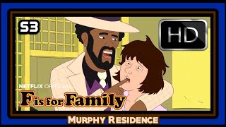 Gambar cover F is for Family Kevin Almost Gets Pimped