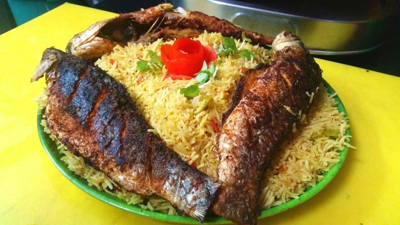 tasty fish mandi how to make fish mandi full recipe youtube