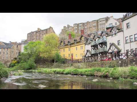 The Water of Leith - Edinburgh's River