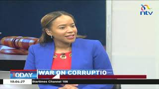 NTV Today: Role of the Judiciary in fighting corruption