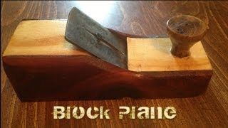 Making A Block Plane