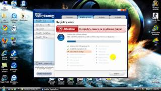 How to use Uniblue Registry Booster 2009 (HD)