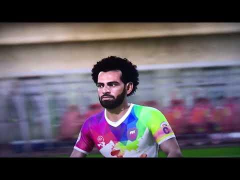 MO Salah - Updated Player Face FIFA 18