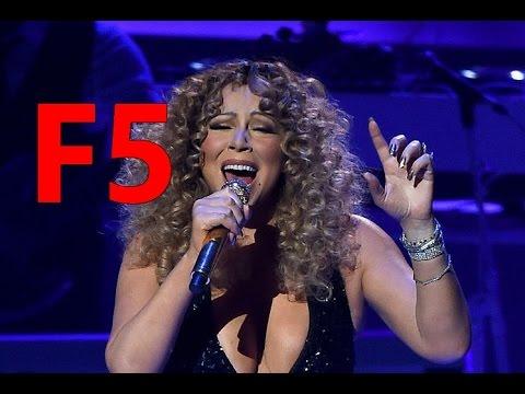 Mariah Carey - I Don't Wanna Cry @Vegas...