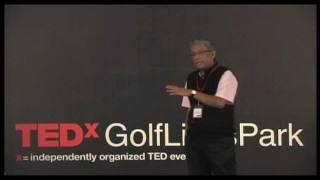 TEDxGolfLinksPark - Ravi Venkatesan - Winning in India