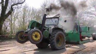 Oldtimertreffen & Traktorpulling Kühsen 2016 UHD 4K