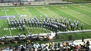 "Madison Scouts ""Empire State of Mind"" encore at Whitewater 7-5-13"
