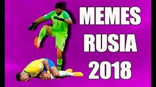 MEMES MUNDIAL RUSIA 2018. BLOOPERS MUNDIAL RUSIA 2018