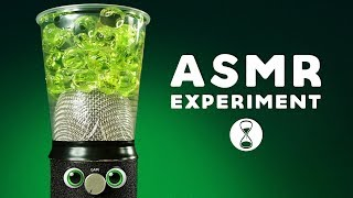 ASMR Experimental Pampering for Sleep | Gooey. Fizzy. Satisfying.