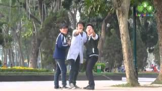 Cười đau bụng cùng video clip