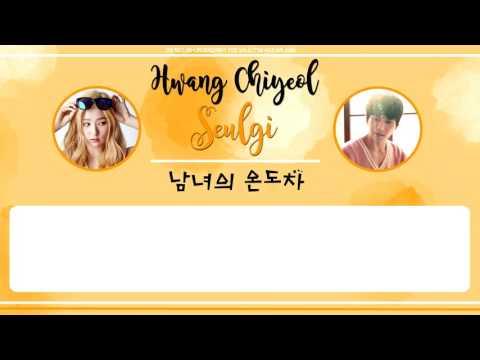 [THAISUB] Seulgi x Hwang Chiyeul - Our Story (남녀의 온도차) ft. Kassy