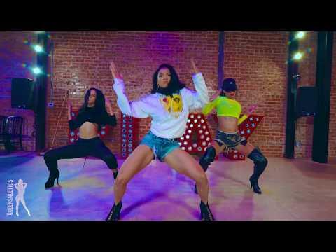 Everybody Mad @mrklynik remix | Aliya Janell choreography | Queens N Lettos